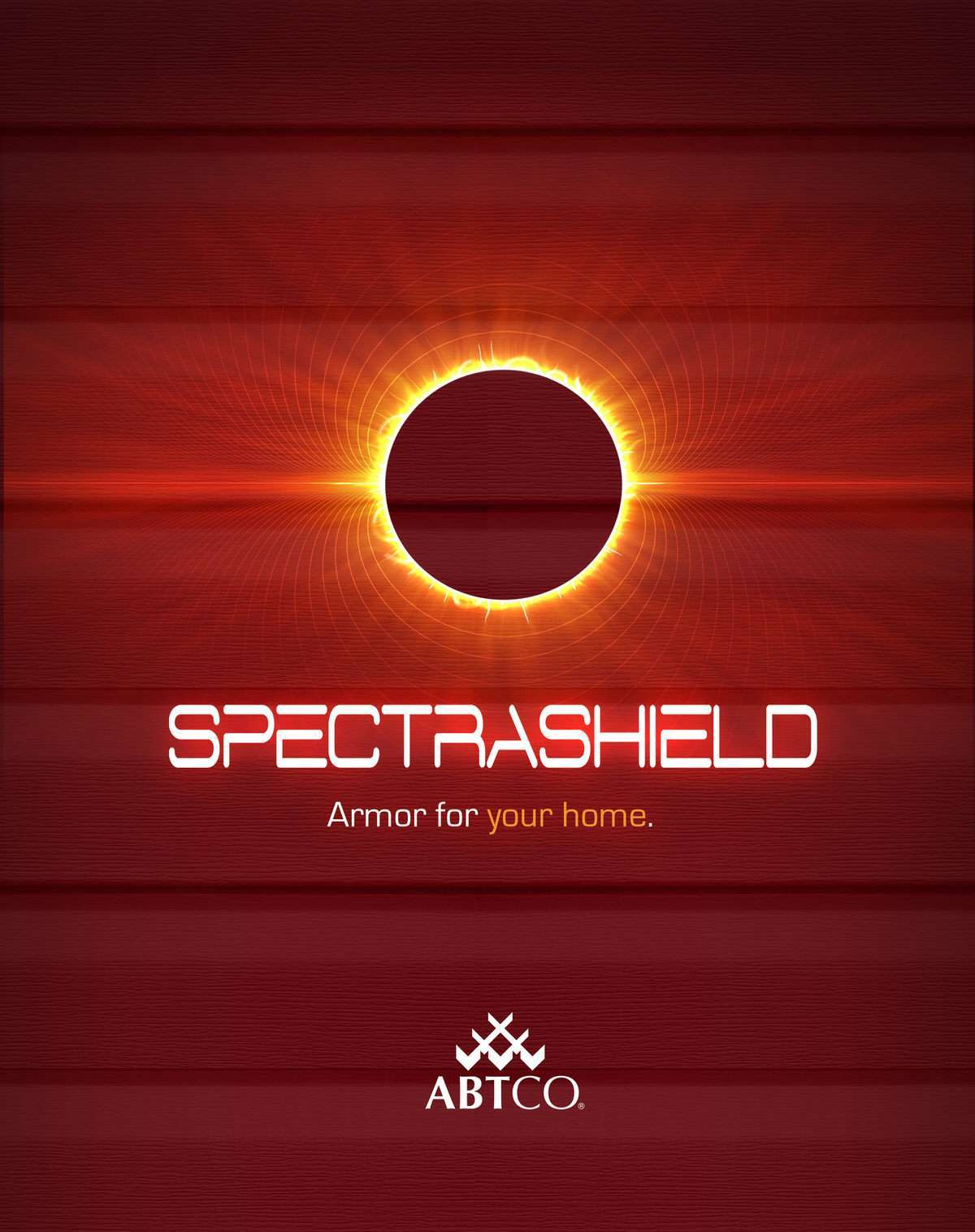 Spectrashield flyer cover